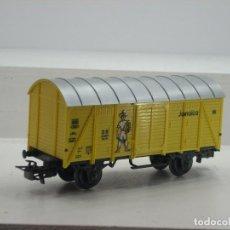 Trenes Escala: VAGON MERCANCIA HO. Lote 195295127
