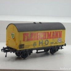 Trenes Escala: VAGON MERCANCIA HO. Lote 195295147