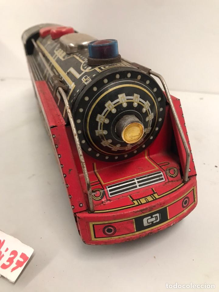 Trenes Escala: Tren de hojalata años 70 - Foto 2 - 195318528