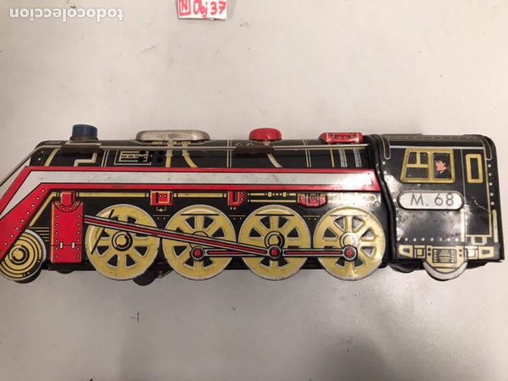 Trenes Escala: Tren de hojalata años 70 - Foto 4 - 195318528