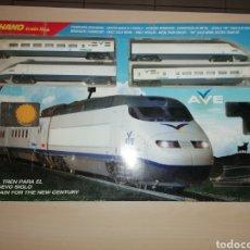 Trenes Escala: TREN ELÉCTRICO ESCALA H0 - AVE - MEHANO. Lote 195387818