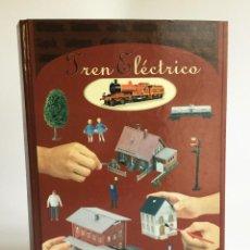 Trenes Escala: TREN ELÉCTRICO ESCALA H0 – CLUB INTERNACIONAL DEL LIBRO – CASI COMPLETO. Lote 195435667