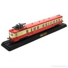 Trenes Escala: Z-7125 Z-7100 1/87 HO FERROCARRIL LOCOMOTORA VAGONES ATLAS #01. Lote 195438041