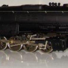 Trenes Escala: LOCOMOTORA DE VAPOR BIG BOY DE RIVAROSSI ESCALA HO CC. Lote 195459080