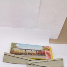 Trenes Escala: PIEZAS DE MAQUETA FALLER. Lote 195506126
