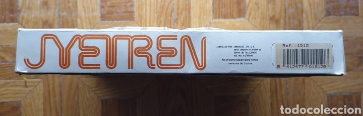 Trenes Escala: Jyetren tren a cuerda / resorte Ref. 1512 - Jyesa, Años 80 - NUEVO SIN USO RARO DIFICIL A ESTRENAR - Foto 3 - 195641075
