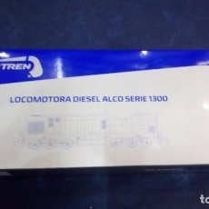 Trenes Escala: ALCO 1300.MABAR.NUEVA. Lote 196066730