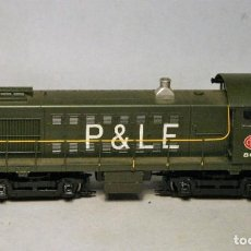 Trenes Escala: BACHMANN ESCALA H0. LOCOMOTORA AMERICANA ALCO S4. NYC. PITTSBURGH & LAKE ERIE #8664. DC. DIGITAL. Lote 196870351
