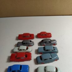 Trenes Escala: LOTE COCHES JOUEF H0. Lote 197177207