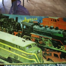 Trenes Escala: TREN JYESA 1942 NUEVO ESC HO. Lote 197636443
