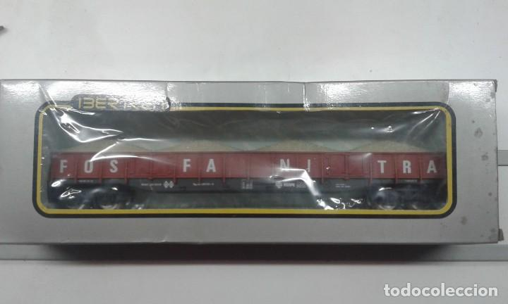 Trenes Escala: Vagónmercancías ibertren de mercancías de grava Rf. 2417 - Foto 5 - 197850038