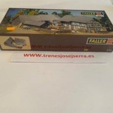 Trenes Escala: FALLER. HO. 370 COMPLEJO GRANJA. Lote 197853746