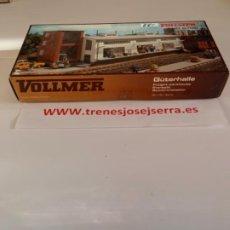 Trenes Escala: VOLLMER. HO. 5706. ALMACEN FERROVIARIO. Lote 197855293