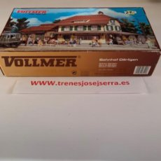 Trenes Escala: VOLLMER. HO. 3515 ESTACION. Lote 197856158