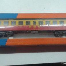 Trenes Escala: VAGÓN DE PASAJERO ROCO NUEVO RF. 44200C. Lote 197866447