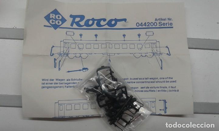 Trenes Escala: Vagón de pasajero Roco NUEVO rf. 44200C - Foto 2 - 197866447