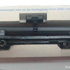 Trenes Escala: VAGÓN TANQUE SURTIDOR ROCO RF. 4356 C NUEVO. Lote 197869661