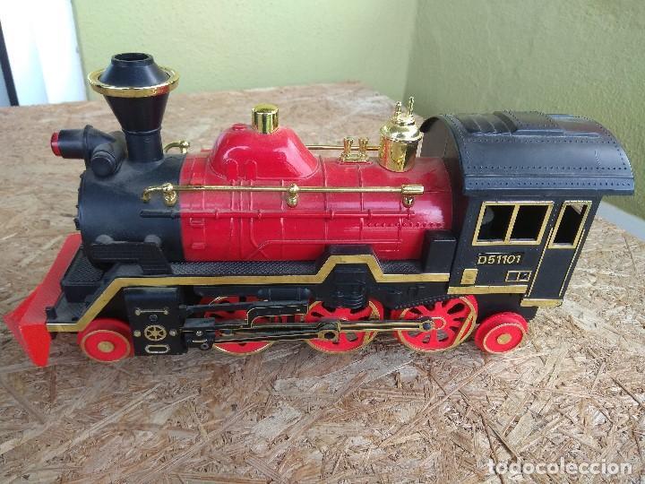 JUGUETE ORIGINAL TREN 5101 VINTAGE AÑOS 80 (Juguetes - Trenes - Varios)