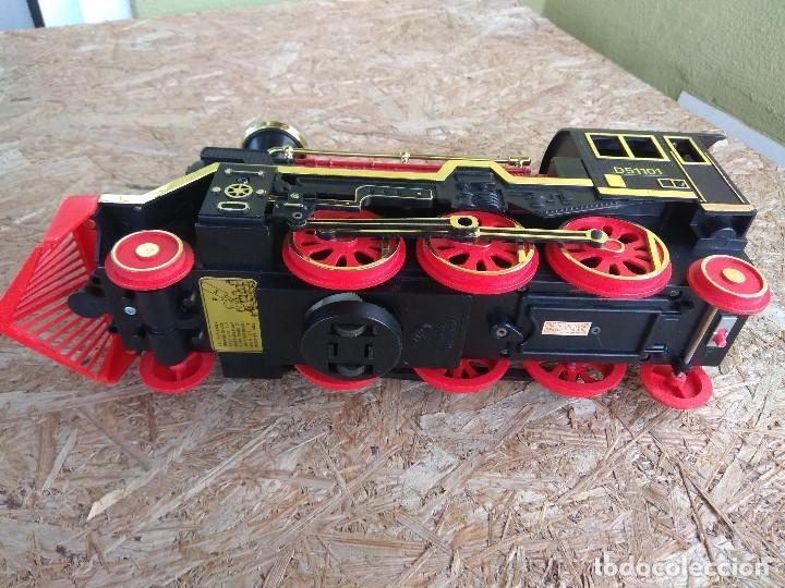 Trenes Escala: JUGUETE ORIGINAL TREN 5101 VINTAGE AÑOS 80 - Foto 5 - 197996463