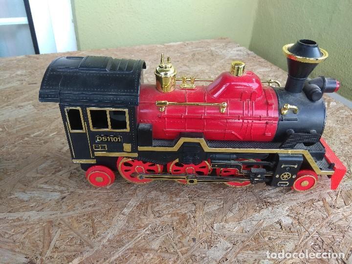 Trenes Escala: JUGUETE ORIGINAL TREN 5101 VINTAGE AÑOS 80 - Foto 8 - 197996463