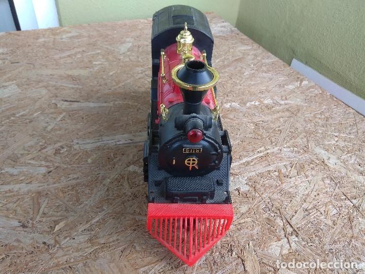 Trenes Escala: JUGUETE ORIGINAL TREN 5101 VINTAGE AÑOS 80 - Foto 9 - 197996463