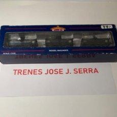 Trenes Escala: BACHMANN. HO. 37-666B TRES VAGONES ESSO. Lote 198236048