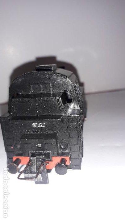 Trenes Escala: TRIX, LOCOMOTORA VAPOR TRIX HO REF. 80020, TREN DE JUGUETE , JUGUETE ANTIGUO - Foto 2 - 252920775