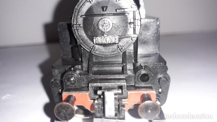 Trenes Escala: TRIX, LOCOMOTORA VAPOR TRIX HO REF. 80020, TREN DE JUGUETE , JUGUETE ANTIGUO - Foto 4 - 252920775