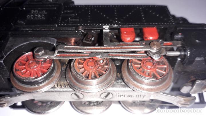 Trenes Escala: TRIX, LOCOMOTORA VAPOR TRIX HO REF. 80020, TREN DE JUGUETE , JUGUETE ANTIGUO - Foto 7 - 252920775
