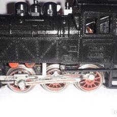 Trenes Escala: TRIX, LOCOMOTORA VAPOR TRIX HO REF. 80020, TREN DE JUGUETE , JUGUETE ANTIGUO. Lote 198481272