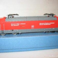 Trenes Escala: LOCOMOTORA PIKO DE LA DB ALEMANA. Lote 198487675
