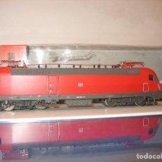 Trenes Escala: LOCOMOTORA PIKO DE LA DB ALEMANA ROJA 57411. Lote 198488320