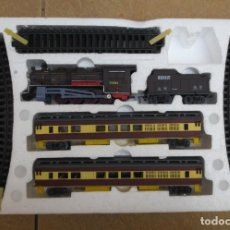 Trenes Escala: TREN ELECTRICO A PILAS FENFA- ESC 1/87. Lote 198548702