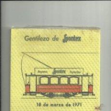Trenes Escala: EL TRANVÍA HA MUERTO. DE SPONTEX. Lote 198916720