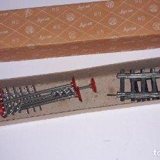 Trenes Escala: JYESA, POSTES JYESA HO, TREN DE JUGUETE, TREN ANTIGUO. Lote 198946542