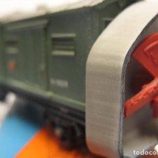 Trenes Escala: VAGON MUY RARO DE POCHER QUITA NIEVES. Lote 199048438