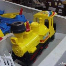 Trenes Escala: CHIQUITREN GUISVAL - LA CIUDAD DE LOS CHIQUIS. Lote 199124130