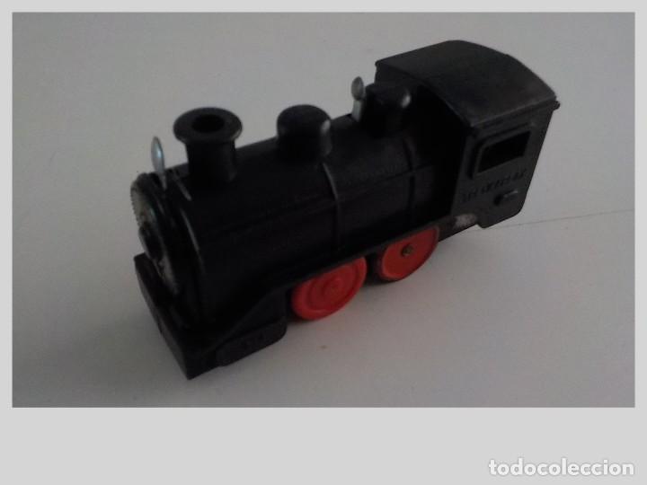 Trenes Escala: LOCOMOTORA TRENKAPLAX.KAPLAX.MADRID - Foto 2 - 199761287