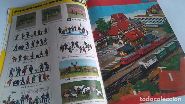 Trenes Escala: KIBRI CATÁLOGO N H0 AÑO 1972-73, 52 PÁGINAS DIN A4 APROX - Foto 3 - 199809460