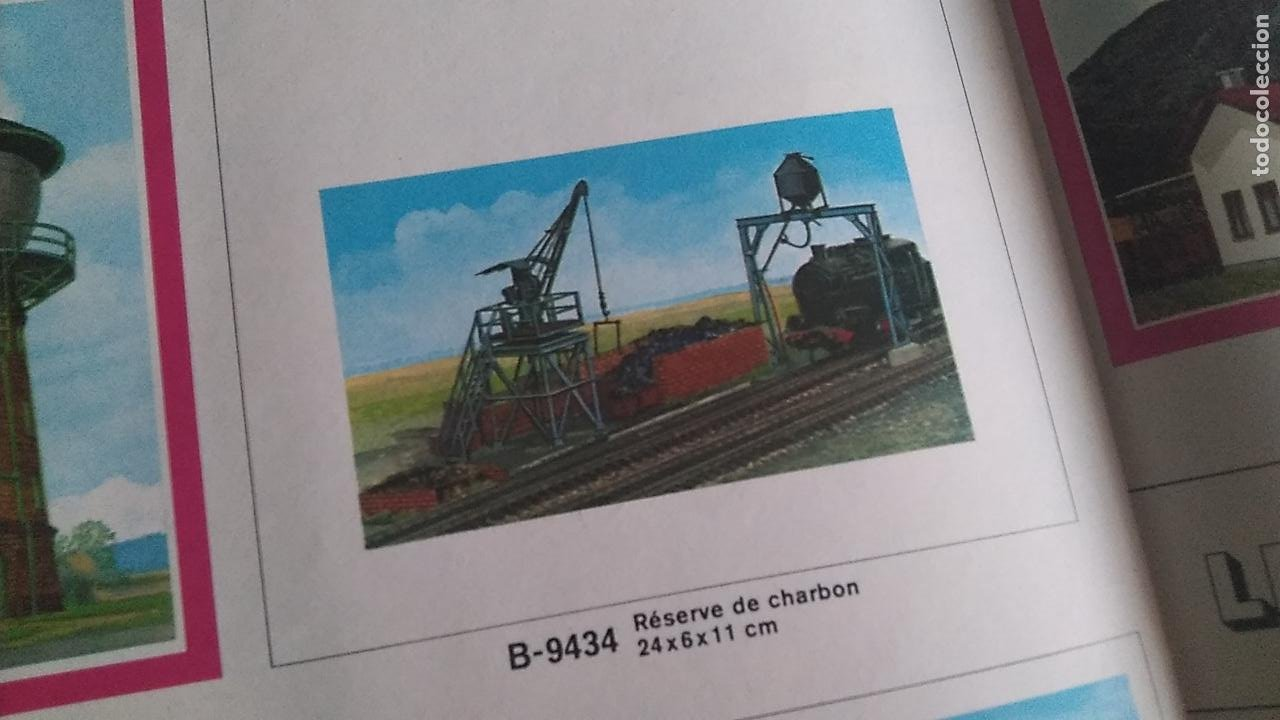 Trenes Escala: KIBRI CATÁLOGO N H0 AÑO 1972-73, 52 PÁGINAS DIN A4 APROX - Foto 5 - 199809460