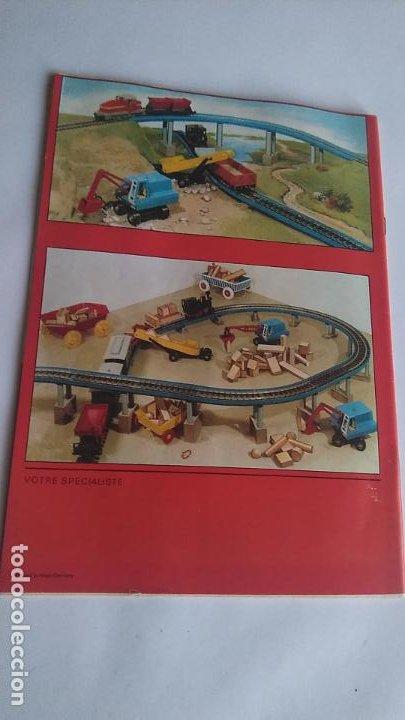 Trenes Escala: KIBRI CATÁLOGO N H0 AÑO 1972-73, 52 PÁGINAS DIN A4 APROX - Foto 7 - 199809460