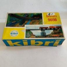 Trenes Escala: KIBRI. HO. REF 9698. Lote 200150807