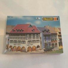 Trenes Escala: FALLER. HO. REF 428 CONSTRUCCION. Lote 200605723