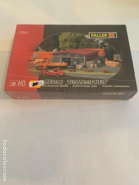 FALLER. HO. REF 120257. CONSTRUCCION (Juguetes - Trenes Escala H0 - Otros Trenes Escala H0)