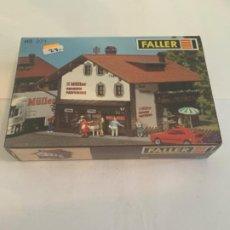 Trenes Escala: FALLER. HO. REF 271. CONSTRUCCION. Lote 200605996