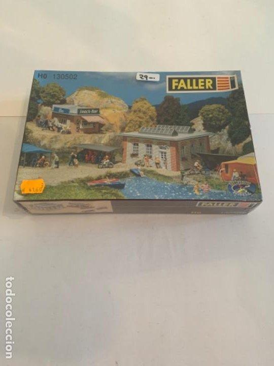 FALLER. HO. REF 130502 . CONSTRUCCION (Juguetes - Trenes Escala H0 - Otros Trenes Escala H0)