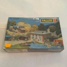 Trenes Escala: FALLER. HO. REF 130502 . CONSTRUCCION. Lote 200606248