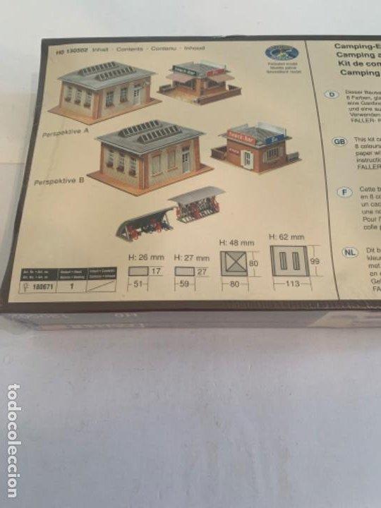 Trenes Escala: FALLER. HO. REF 130502 . CONSTRUCCION - Foto 3 - 200606248