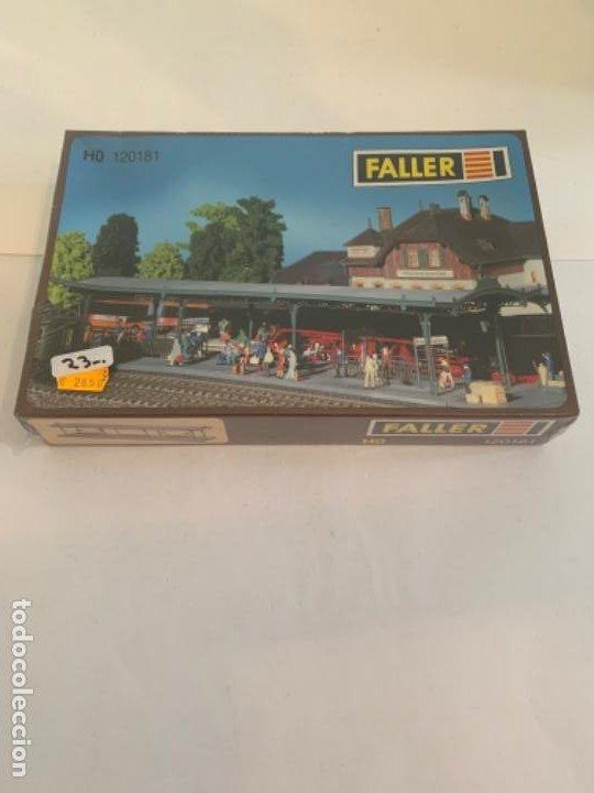 FALLER. HO. REF 120181. CONSTRUCCION (Juguetes - Trenes Escala H0 - Otros Trenes Escala H0)
