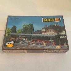 Trenes Escala: FALLER. HO. REF 120181. CONSTRUCCION. Lote 200606487